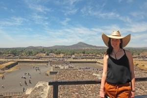 Carolin Fromm Mexiko